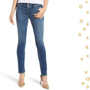 EUC Hudson Collin Skinny Supermodel Jeans size 34